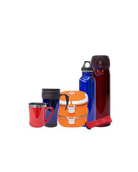DRINKWARE AND CONTAINERS